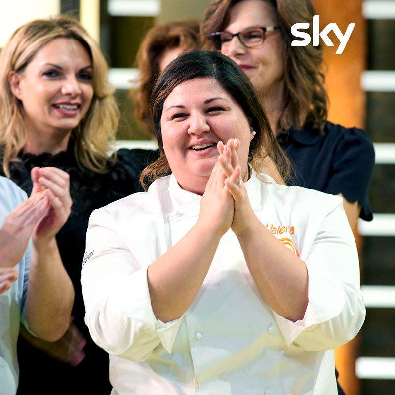 Valeria Raciti ha vinto Masterchef Italia 10 Valeria Raciti ha vinto Masterchef Italia