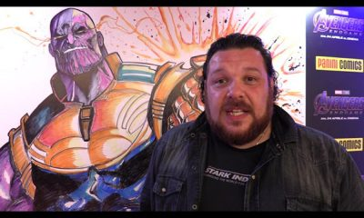 Avengers: Endgame. Video intervista al disegnatore Marco Checchetto 54 Avengers: Endgame. Video intervista al disegnatore Marco Checchetto
