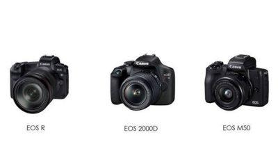 Canon leader nel mercato delle fotocamere digitali a ottiche intercambiabili 8 Canon leader nel mercato delle fotocamere digitali a ottiche intercambiabili