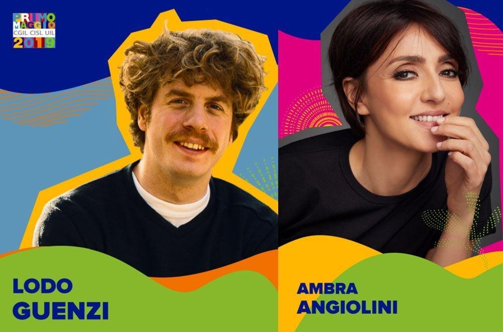 Concerto 1 maggio 2019 a Roma: il cast completo 7 Concerto 1 maggio 2019 a Roma: il cast completo