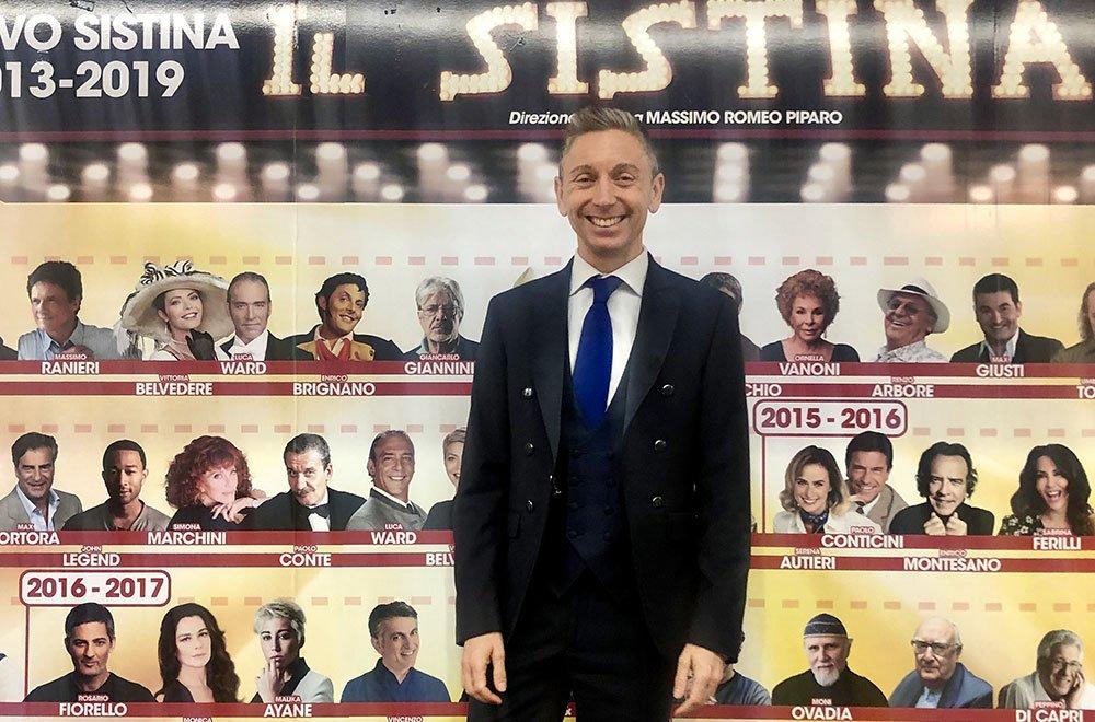 Musical Peter Pan: Gianluca Mech tra i vip al Sistina 34 Musical Peter Pan: Gianluca Mech tra i vip al Sistina