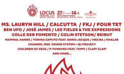 Locus Festival 2019: ospiti e protagonisti 34 Locus Festival 2019: ospiti e protagonisti