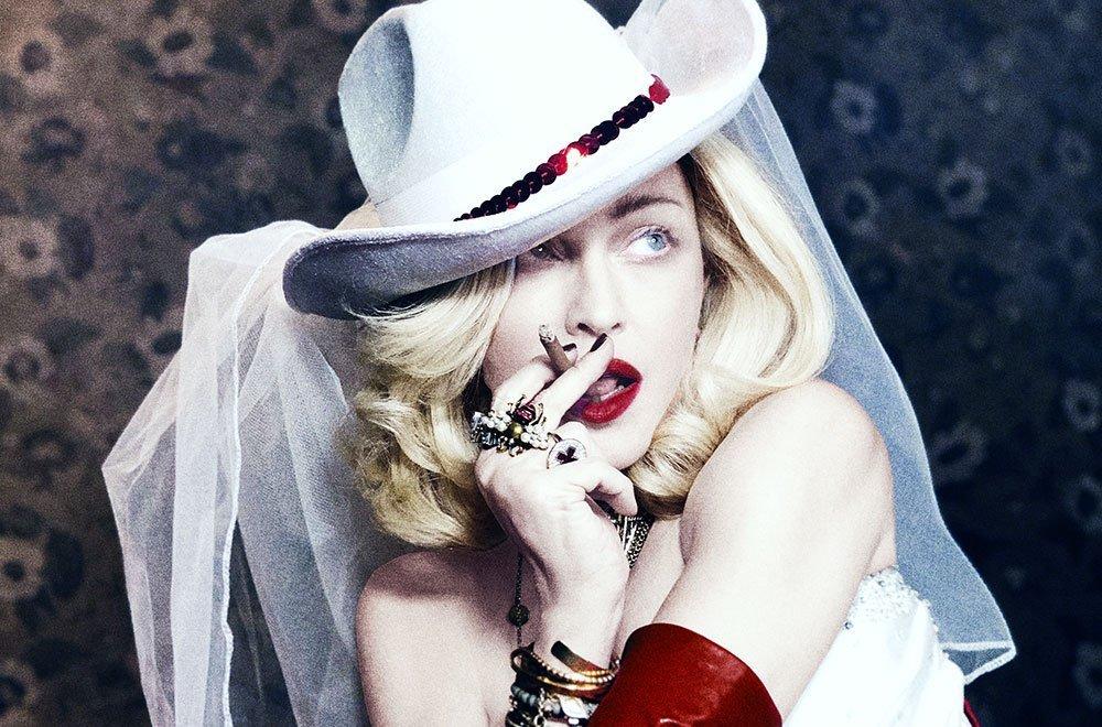 Su MTV la prima mondiale del nuovo video di Madonna 16 Su MTV la prima mondiale del nuovo video di Madonna