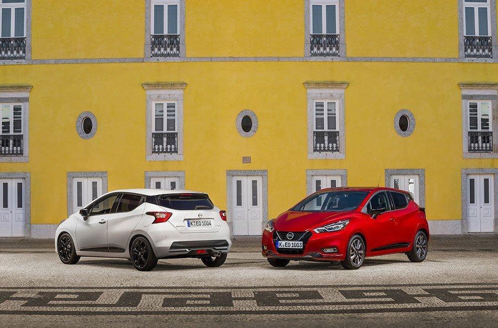 Nissan Micra: arriva in Italia l'esclusiva versione GPL 14 Nissan Micra: arriva in Italia l'esclusiva versione GPL