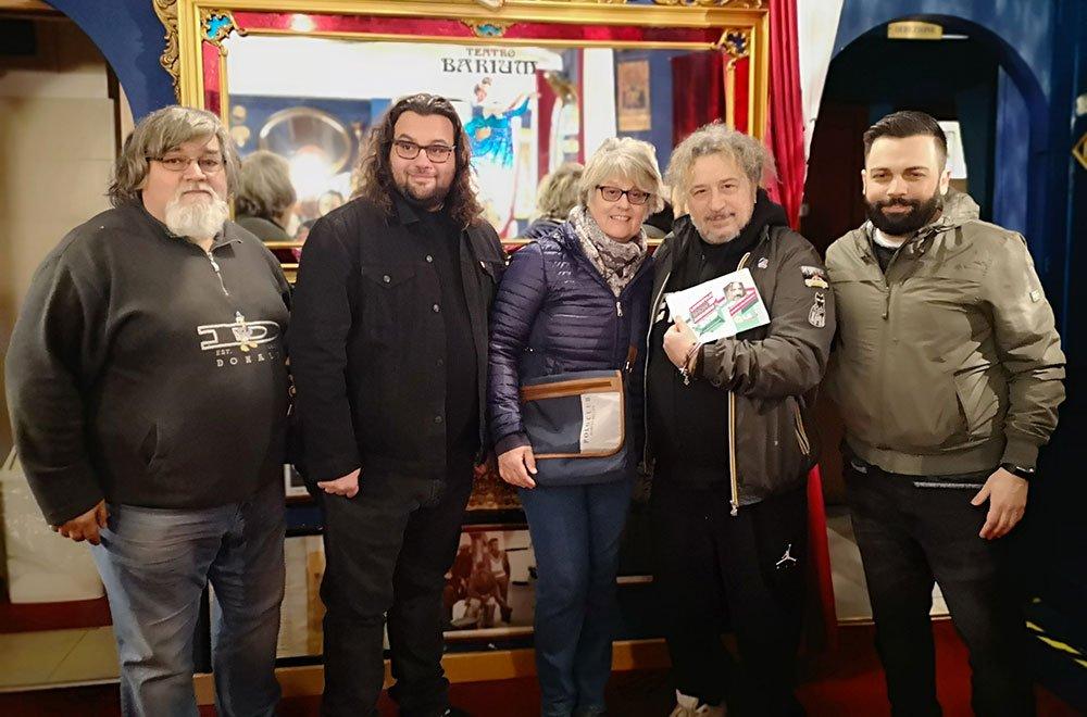 Lifestyle Show Awards 2019, il Premio Stefano Mastrolitti 36 Lifestyle Show Awards 2019, il Premio Stefano Mastrolitti