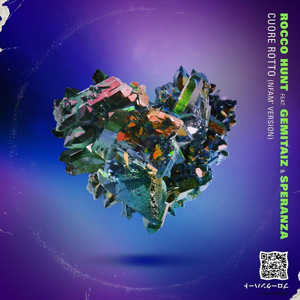 Cuore Rotto, la nuova versione del singolo di Rocco Hunt 6 Cuore Rotto, la nuova versione del singolo di Rocco Hunt