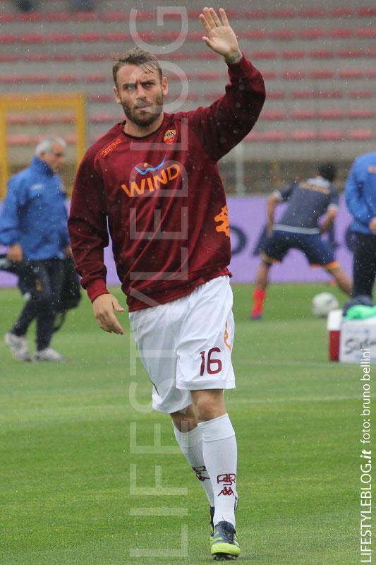 De Rossi - Roma: addio a fine stagione 16 De Rossi - Roma: addio a fine stagione