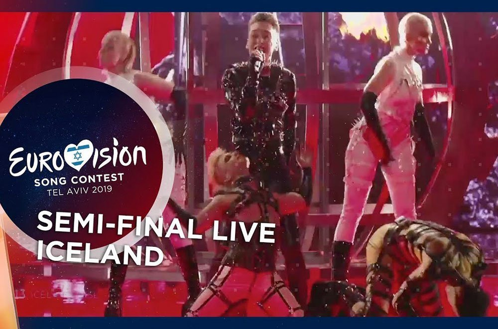 Eurovision Song Contest: la sorpresa Hatari (Islanda) 7 Eurovision Song Contest: la sorpresa Hatari (Islanda)