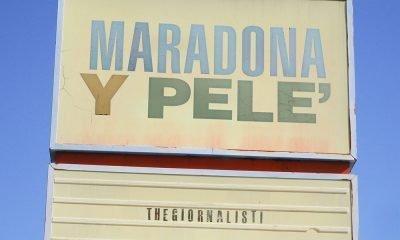 Maradona y Pelé: il nuovo brano dei Thegiornalisti 12 Maradona y Pelé: il nuovo brano dei Thegiornalisti