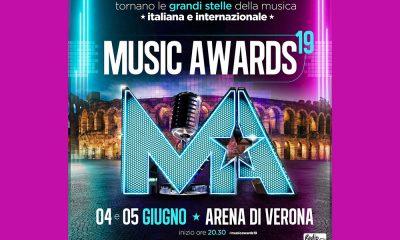 MUSIC AWARDS 2019 a Verona: quando si svolgono 6 MUSIC AWARDS 2019 a Verona: quando si svolgono