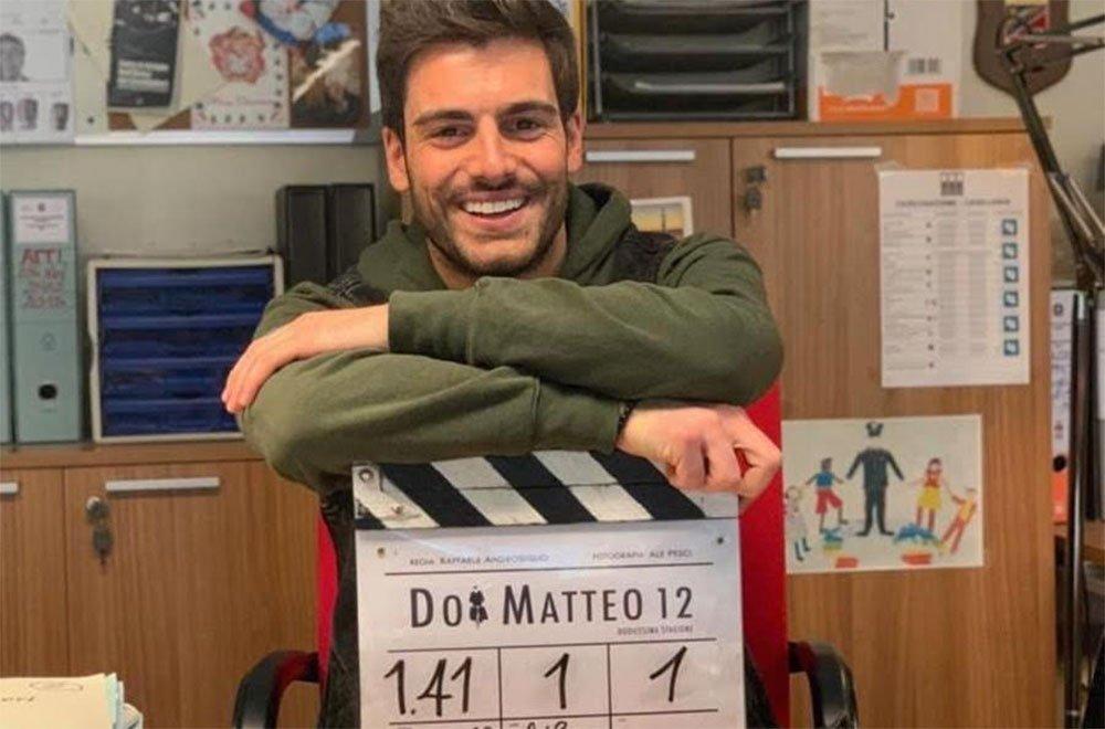 Pasquale di Nuzzo nel cast di Don Matteo 12