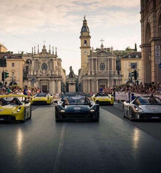 Parco Valentino: tutte le novità del Salone dell'Auto di Torino 2019 16 Parco Valentino: tutte le novità del Salone dell'Auto di Torino 2019