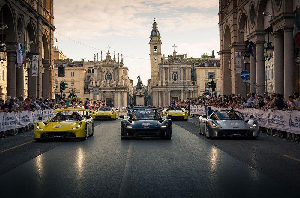 Parco Valentino: tutte le novità del Salone dell'Auto di Torino 2019 14 Parco Valentino: tutte le novità del Salone dell'Auto di Torino 2019