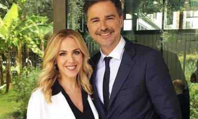 Beppe Convertini e Lisa Marzoli - La Vita in diretta Estate 2019