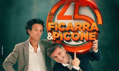 25 anni di Carriera di Ficarra e Picone: il tour teatrale 34 25 anni di Carriera di Ficarra e Picone: il tour teatrale