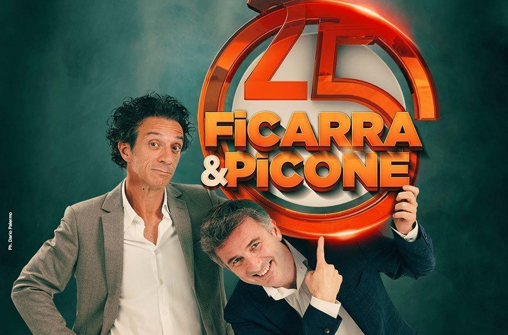 25 anni di Carriera di Ficarra e Picone: il tour teatrale 5 25 anni di Carriera di Ficarra e Picone: il tour teatrale