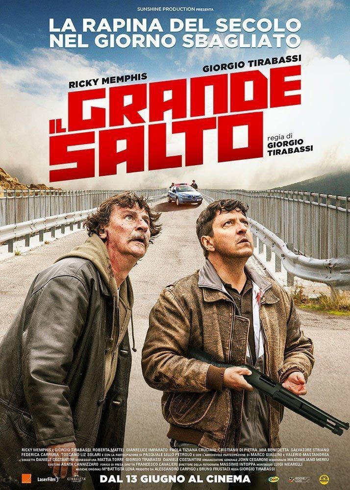 Giorgio Tirabassi al cinema con Il grande Salto: dal 13 giugno 2019 32 Giorgio Tirabassi al cinema con Il grande Salto: dal 13 giugno 2019