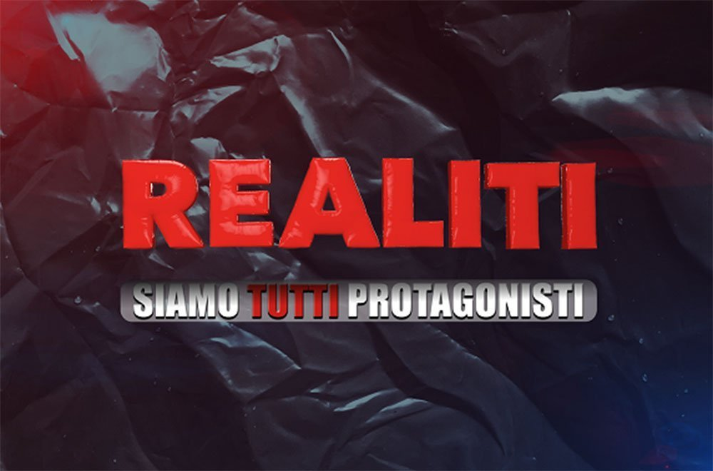 Realiti: dal 5 giugno su Rai2 con Enrico Lucci 8 Realiti: dal 5 giugno su Rai2 con Enrico Lucci