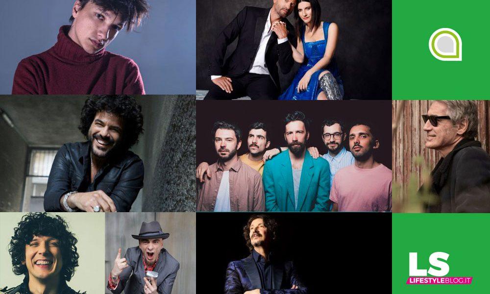 Le più belle canzoni d'amore italiane del 2019 7 Le più belle canzoni d'amore italiane del 2019