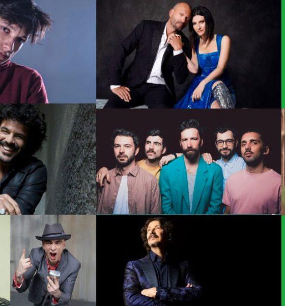 Le più belle canzoni d'amore italiane del 2019 8 Le più belle canzoni d'amore italiane del 2019