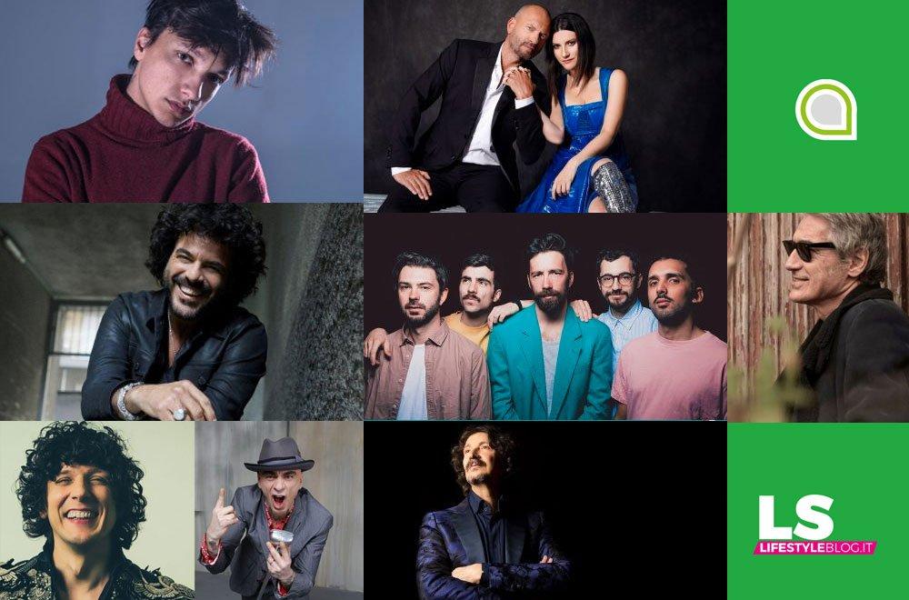 Le più belle canzoni d'amore italiane del 2019 34 Le più belle canzoni d'amore italiane del 2019