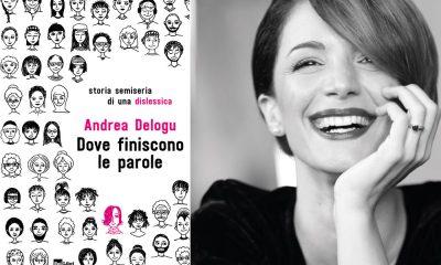 Il libro di Andrea Delogu