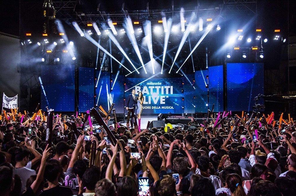 Battiti Live 2019, il cast di Bari 28 Battiti Live 2019, il cast di Bari