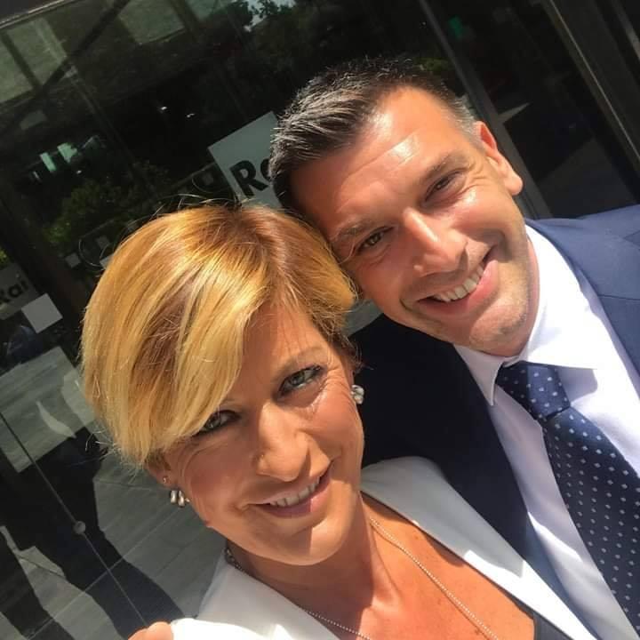 Valentina Bisti e Roberto Poletti