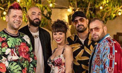 Boomdabash: Mambo Salentino è il brano più trasmesso dalle radio 16 Boomdabash: Mambo Salentino è il brano più trasmesso dalle radio