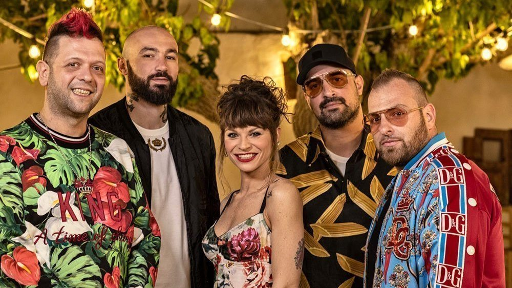 RTL 102.5 Power Hits Estate 2019: vincono i Boomdabash e Amoroso 18 RTL 102.5 Power Hits Estate 2019: vincono i Boomdabash e Amoroso