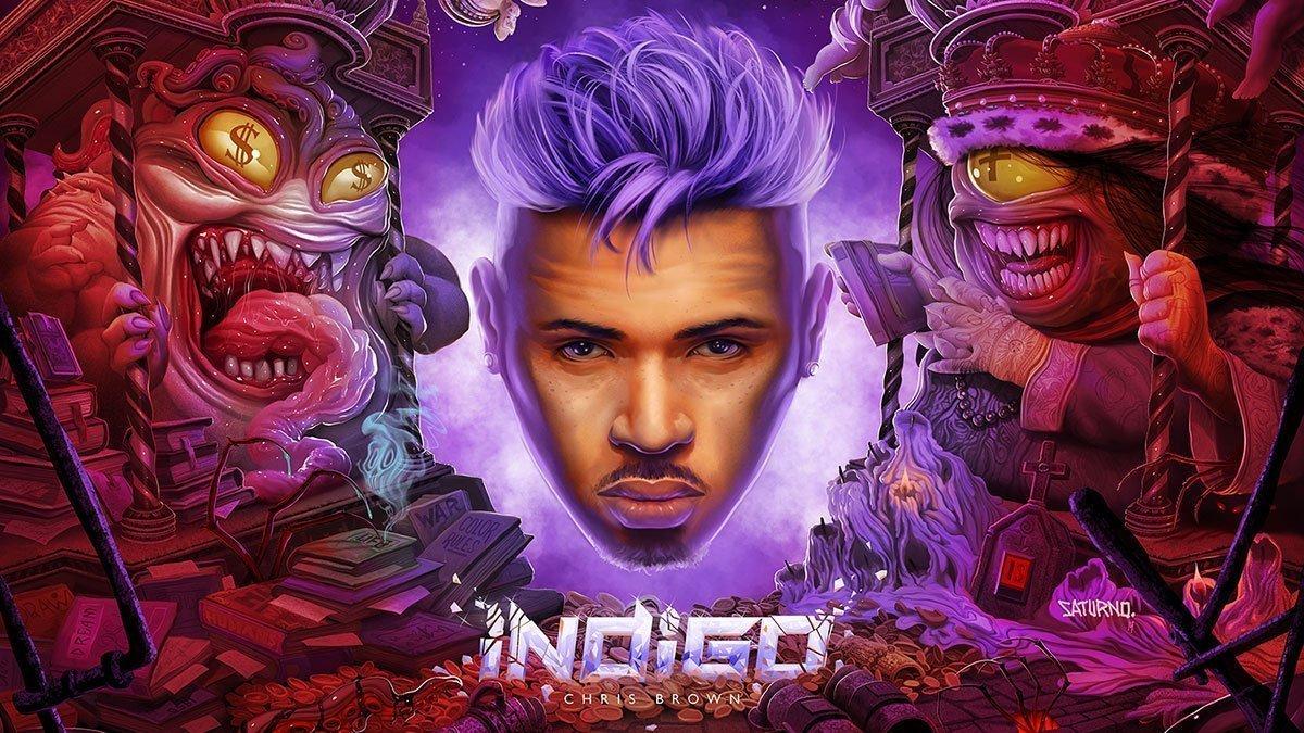 Chris Brown: il nuovo album Indigo 10 Chris Brown: il nuovo album Indigo