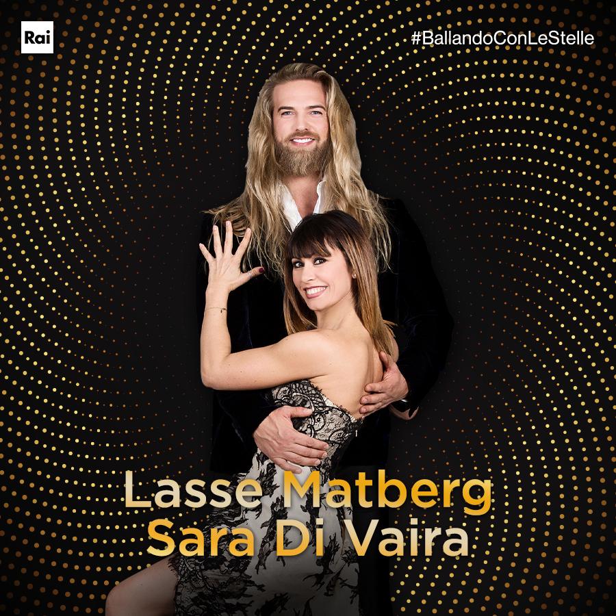 Lasse Matberg - Ballando con le stelle
