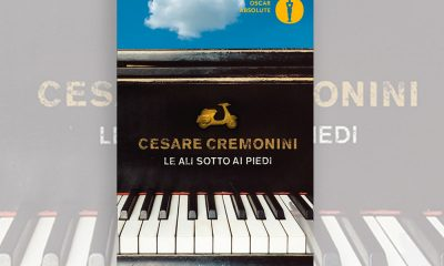 Le ali sotto ai piedi, il libro di Cesare Cremonini 11 Le ali sotto ai piedi, il libro di Cesare Cremonini