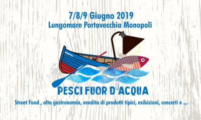 Arriva a Monopoli Pesci Fuor d'Acqua 27 Arriva a Monopoli Pesci Fuor d'Acqua