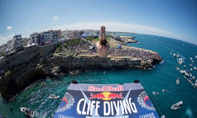 Red Bull Cliff Diving 2019 - Polignano