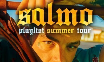 Salmo: Playlist Summer Tour 2019 21 Salmo: Playlist Summer Tour 2019
