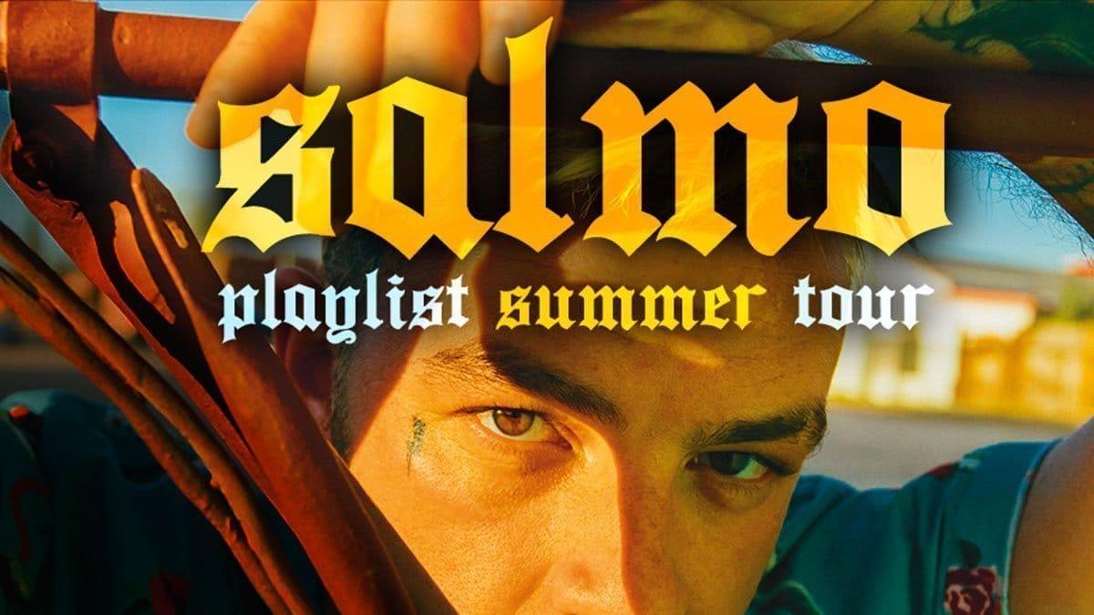 Salmo: Playlist Summer Tour 2019 14 Salmo: Playlist Summer Tour 2019