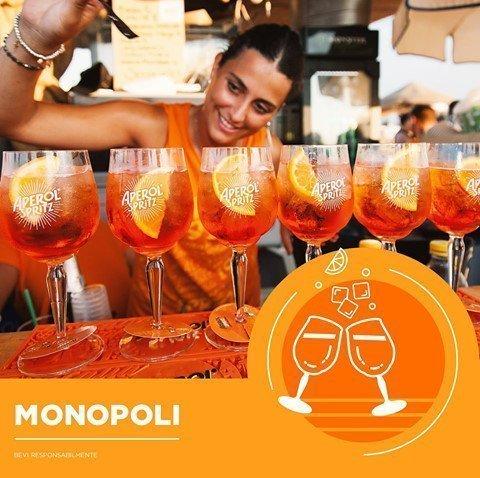Aperol Spritz: Monopoli si tinge di arancione 18 Aperol Spritz: Monopoli si tinge di arancione