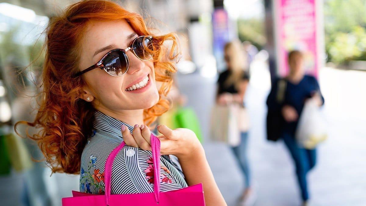 Shopping Bag - Borsa Donna