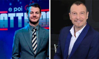 Sanremo 2020: Amadeus o Cattelan alla conduzione? 9 Sanremo 2020: Amadeus o Cattelan alla conduzione?