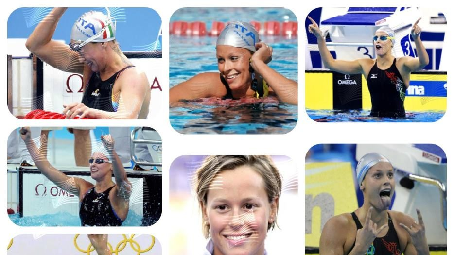 Federica Pellegrini: oro nei 200 stile libero 10 Federica Pellegrini: oro nei 200 stile libero