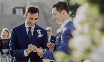 Matrimonio Vincenzo Mingolla e Andrea Falzone