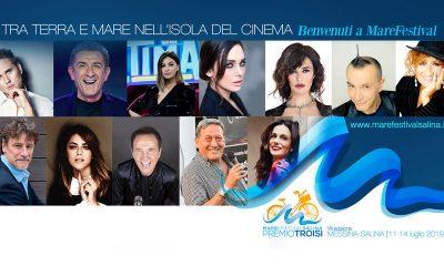 Marefestival - Premio Troisi, dall'11 al 14 Luglio 2019 15 Marefestival - Premio Troisi, dall'11 al 14 Luglio 2019