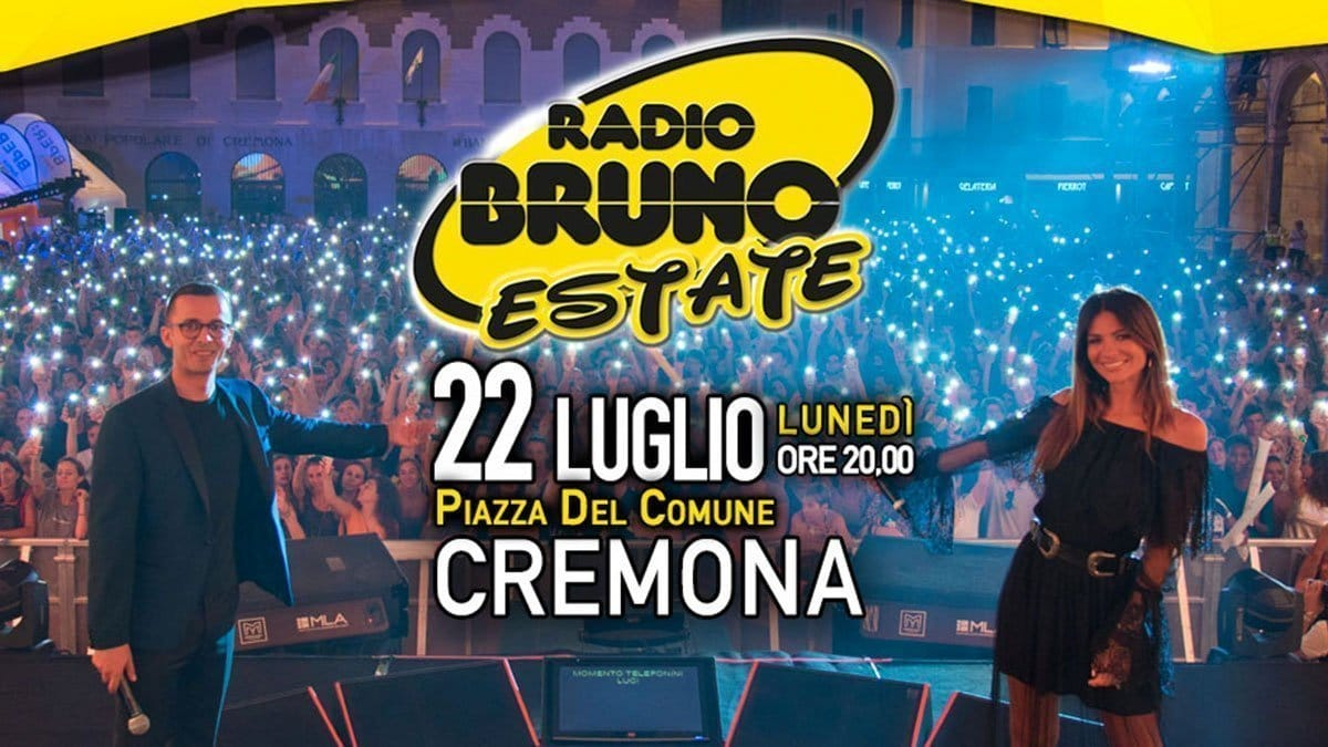 Radio Bruno Estate 2019
