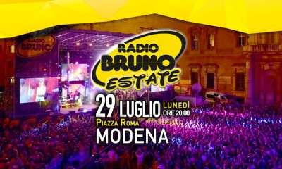 Radio Bruno Estate a Modena