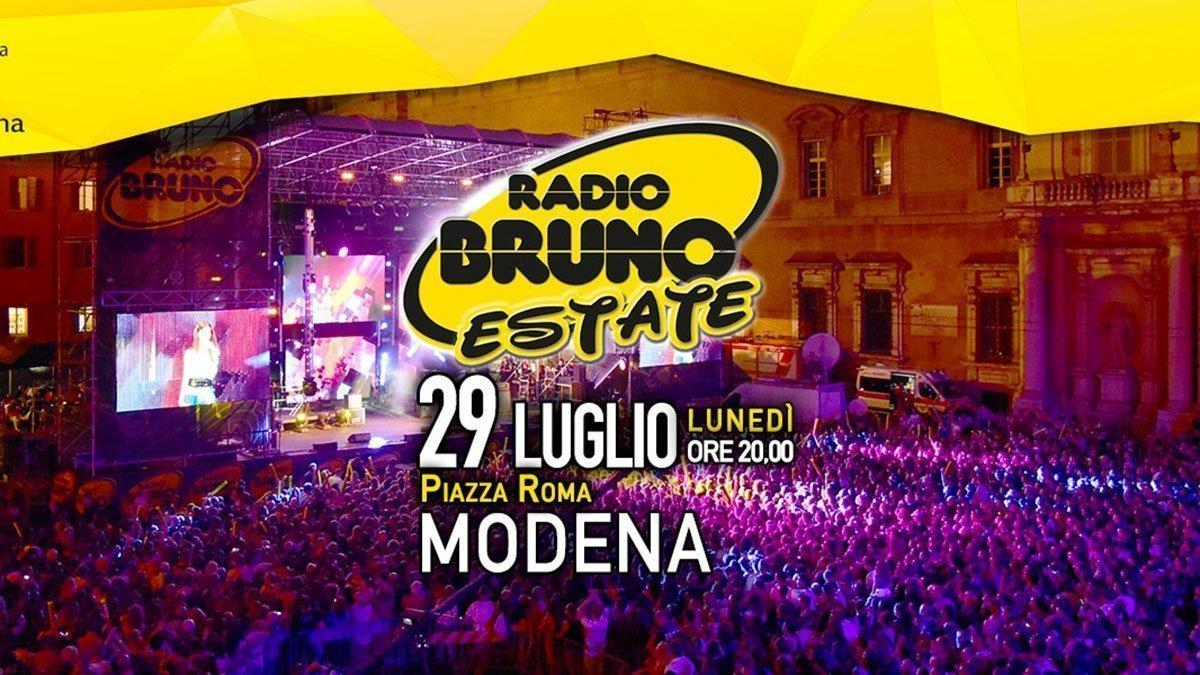 Radio Bruno Estate a Modena