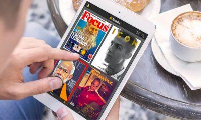 Readly l'app per leggere tutte le riviste