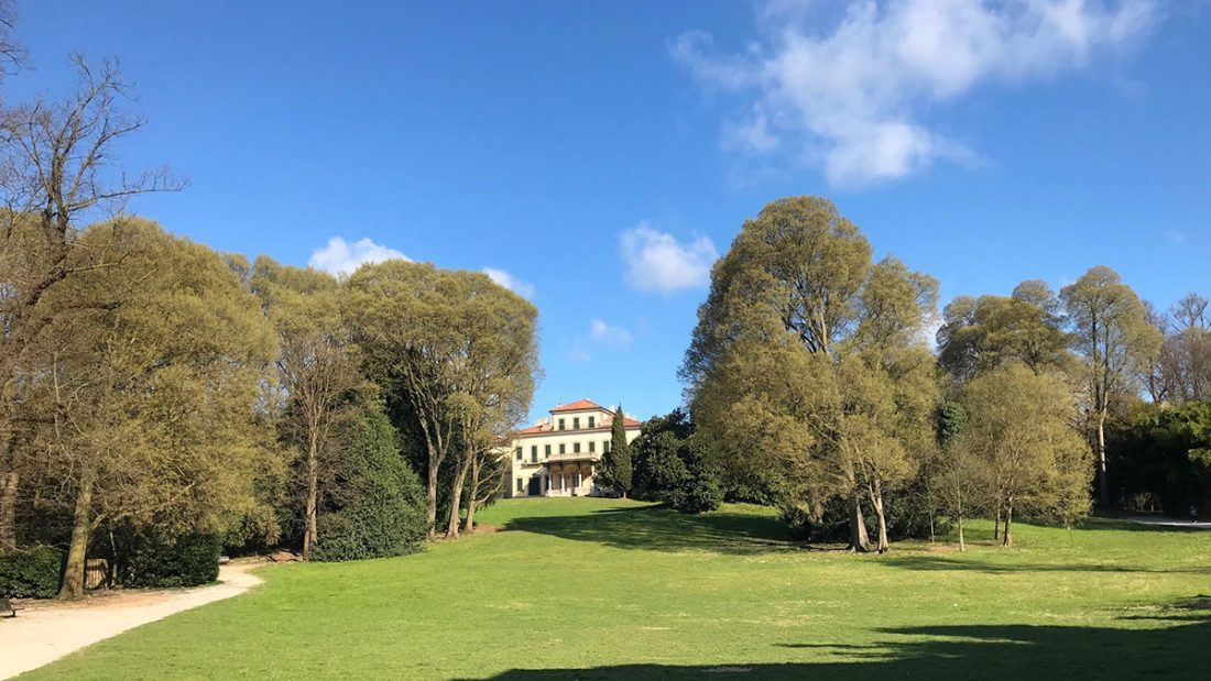 La location di Bake Off Italia