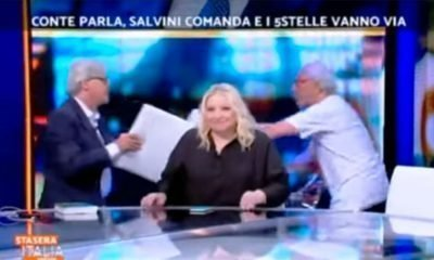 Sgarbi vs Mughini