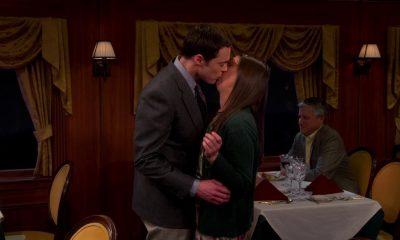 I baci più amati delle serie TV: Sheldon batte Jon Snow 19 I baci più amati delle serie TV: Sheldon batte Jon Snow